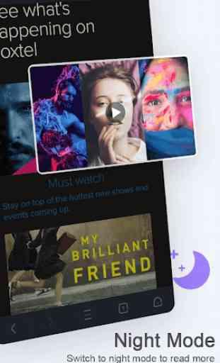 UC Browser Mini - Baixe filmes, vídeos engraçados 2