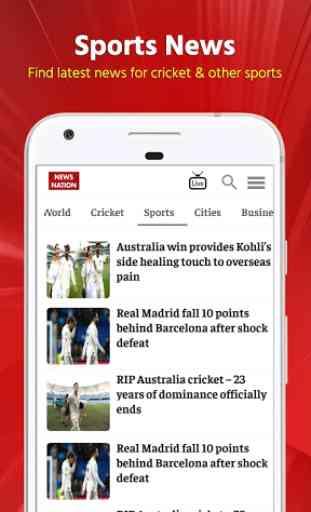 News APP, Latest India, Breaking News- News Nation 4