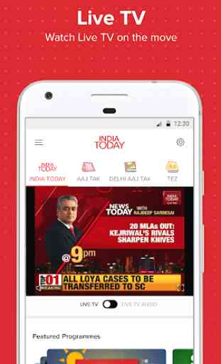 Latest English News & Free Live TV by India Today 2