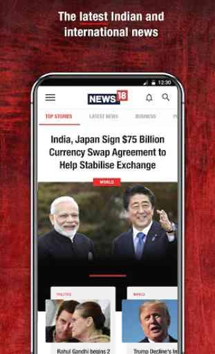 News18 Latest & Breaking News 1