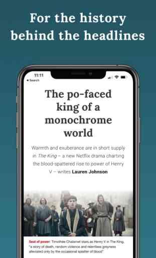 BBC History Magazine (iOS) image 4