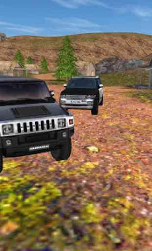 4X4 Offroad Police Simulator 1