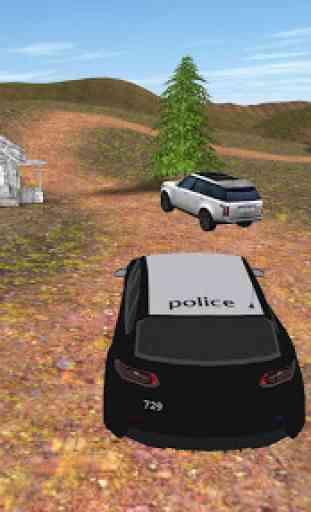 4X4 Offroad Police Simulator 4