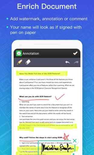 CamScanner - Phone PDF Creator 4