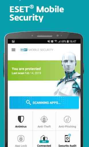 ESET Mobile Security & Antivirus 1