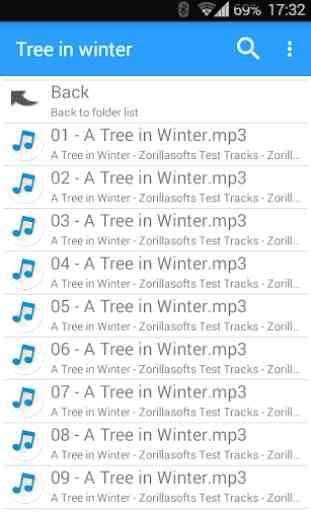 Music Folder Player Free 4