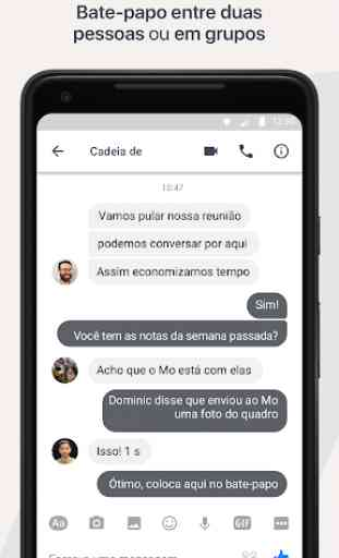 Workplace Chat by Facebook 2