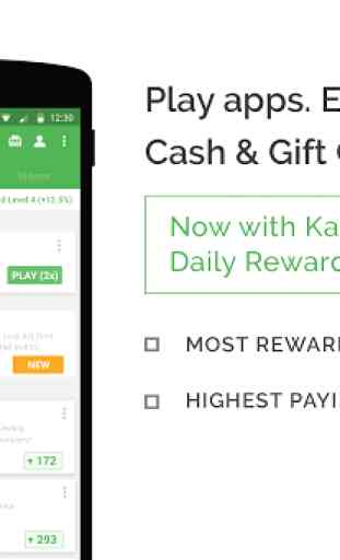 appKarma Rewards & Gift Cards 1