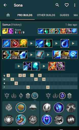 Catalyst - Builds for LoL, TFT Helper 3