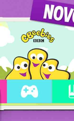 CBeebies BBC Jogos e Desenhos 1