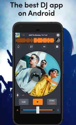 Cross DJ Free - dj mixer app 1