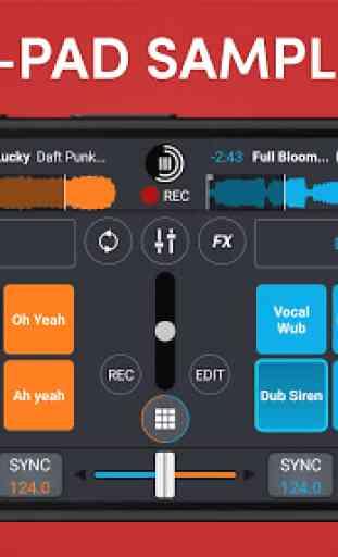 Cross DJ Free - dj mixer app 4