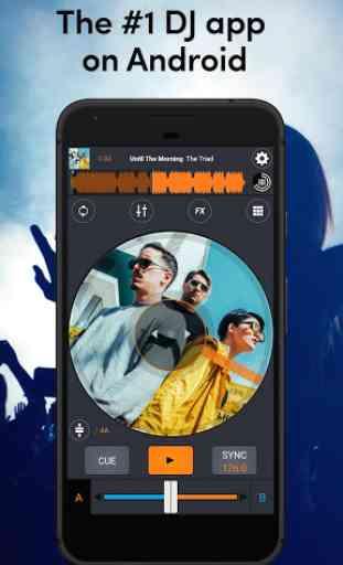 Cross DJ Pro - Mix your music 1