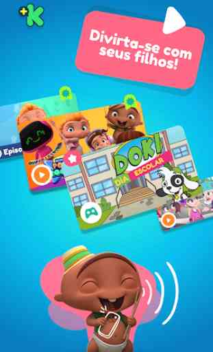 Discovery Kids Plus 1