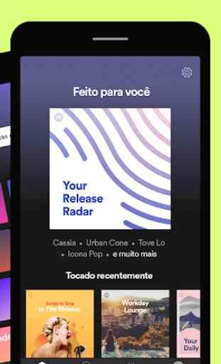 Spotify - Descubra mais músicas e crie playlists 2