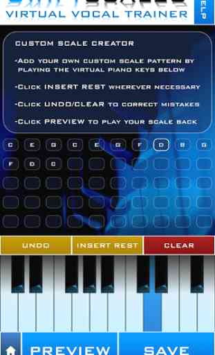 SWIFTSCALES - Vocal Trainer 3
