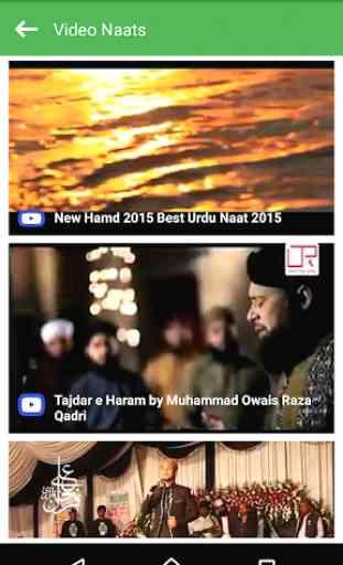 Video Naatain Naat Sharif mp3 Audio & Lyrics New 1