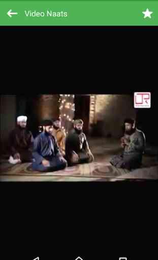 Video Naatain Naat Sharif mp3 Audio & Lyrics New 2