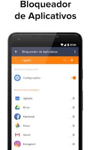 Avast Antivírus 2020 – Limpador de vírus Android 3