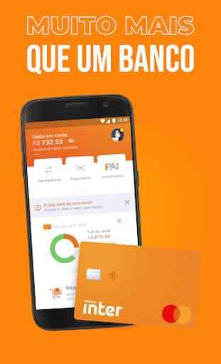 Banco Inter: Conta digital grátis e Investimentos 1