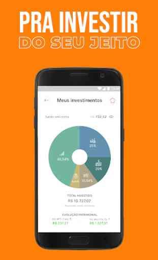 Banco Inter: Conta digital grátis e Investimentos 3