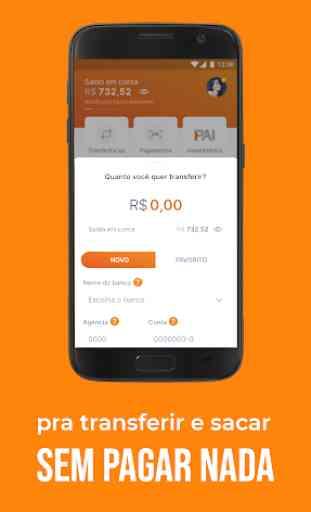 Banco Inter: Conta digital grátis e Investimentos 4