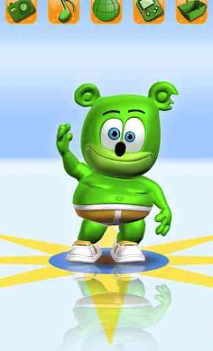 Falar Gummy Bear 1