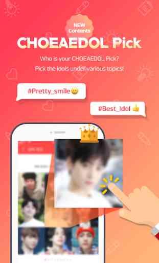 Kpop Idol: Meu ídolo CHOEAEDOL♥ 4