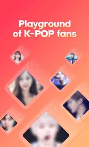 Kpop Idol: Meu ídolo CHOEAEDOL♡ 1
