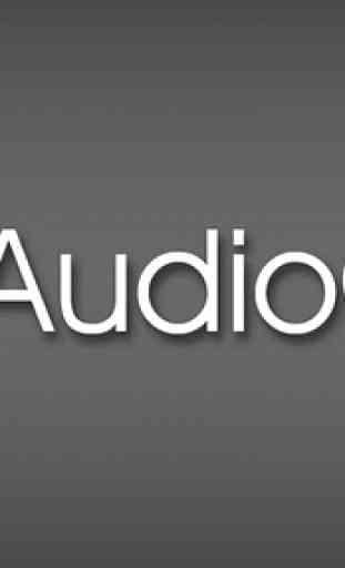 AudioGuru | Audio Manager 1