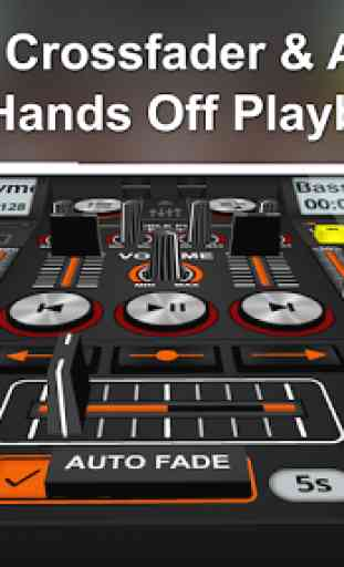 DiscDj 3D Music Player - 3D Dj Music Mixer Studio 2