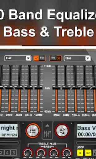 DiscDj 3D Music Player - 3D Dj Music Mixer Studio 3