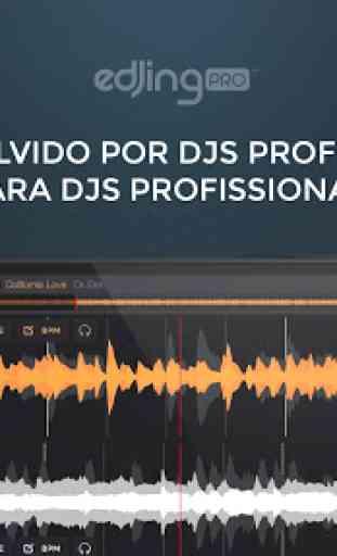 edjing PRO- Mixador de Músicas 1