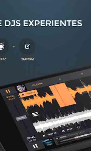 edjing PRO- Mixador de Músicas 2