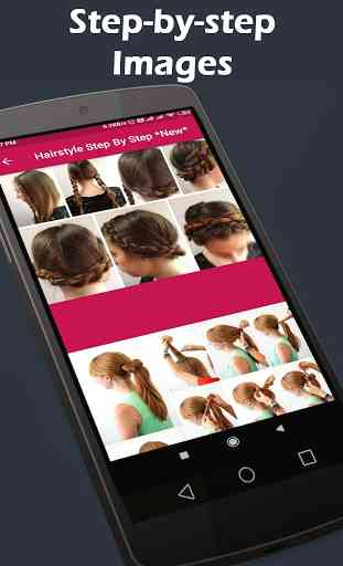 Hairstyle Changer App Girl Step by Step 2020 Image 4