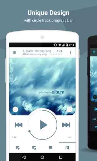 NRG Player leitor de música 1