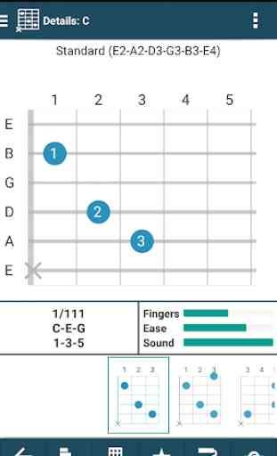 smart Chord & Tools (guitarra. 3