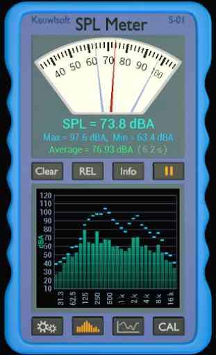SPL Meter 2