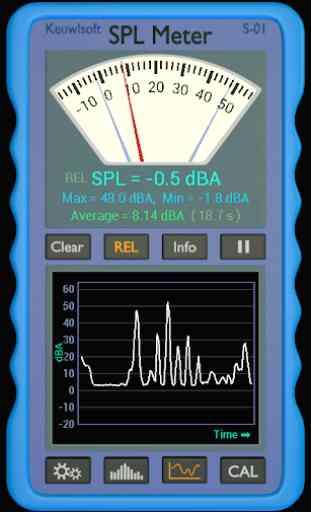 SPL Meter 3