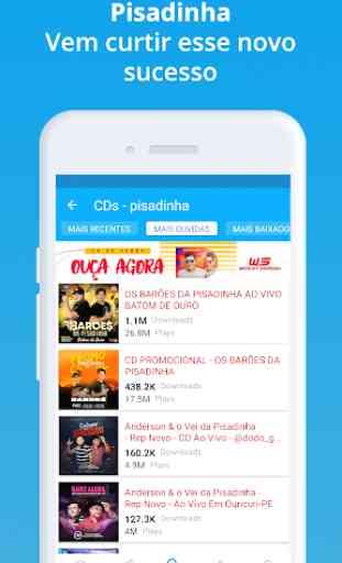 Sua Música: baixar e ouvir online música grátis 2