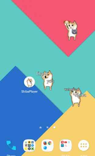 Dancing Dog-Shiba Inu,Doge 2