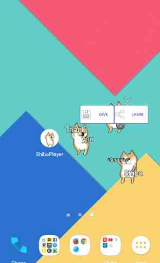 Dancing Dog-Shiba Inu,Doge 3