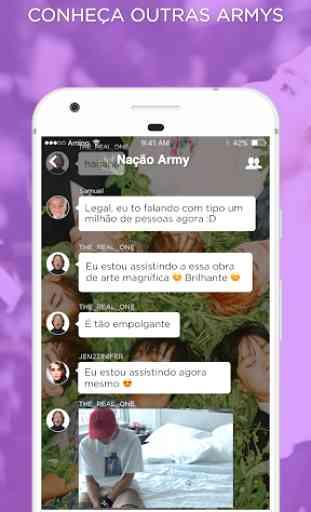 ARMY Amino para BTS em Português 2