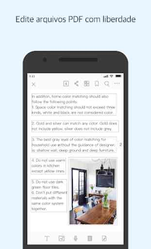 Foxit PDF Reader Mobile - Edit and Convert 3