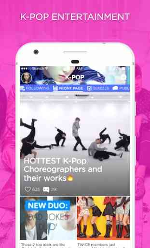 KPOP Amino for K-Pop Entertainment 1