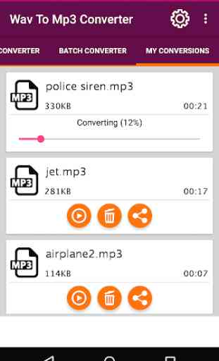 WAV To MP3 Converter 4