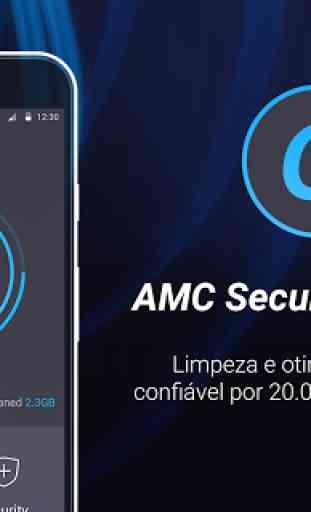 AMC Security - Limpa & Otimiza 1