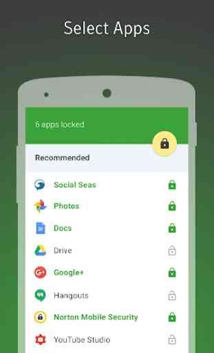 Norton App Lock 1