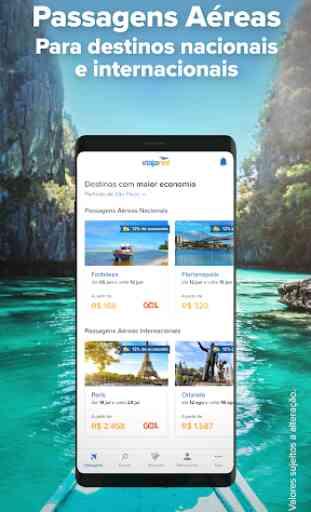 ViajaNet: Passagens aéreas pelos melhores preços 2