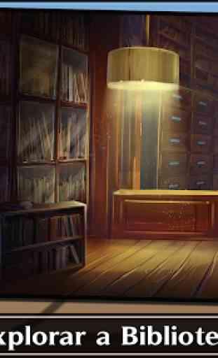 Adventure Escape: Time Library 4